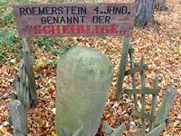 Der Scheiblingstein im Wienerwald / Niederösterreich